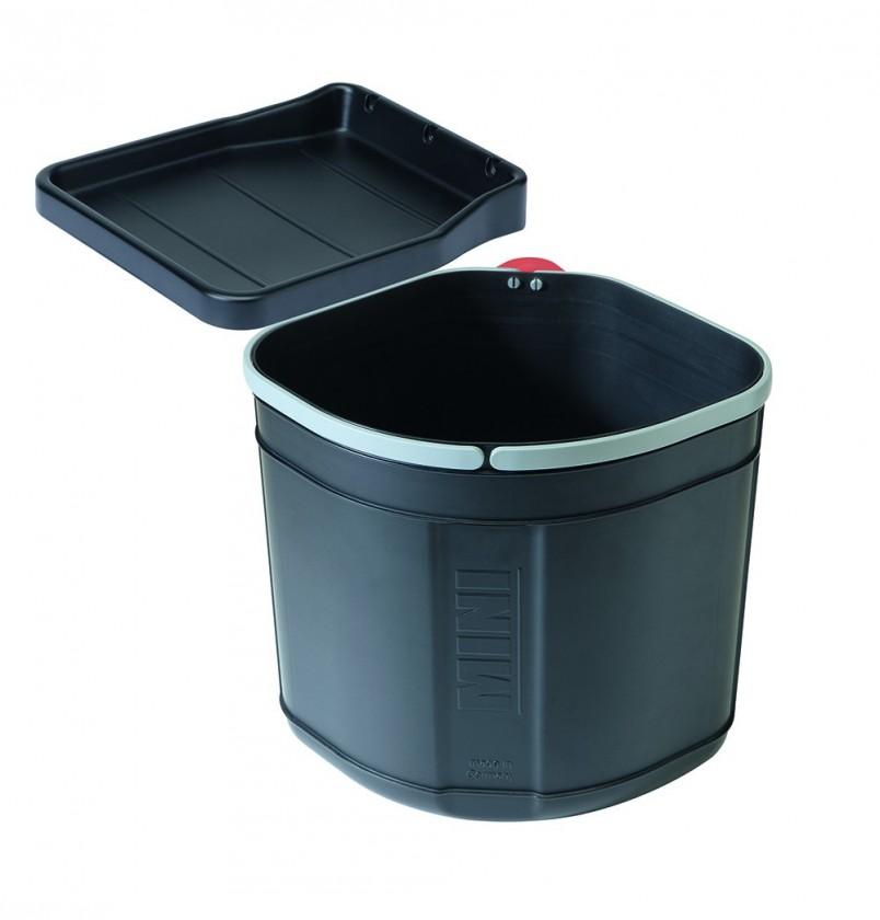 Franke - sorter mini - 17,5 l (čierna)