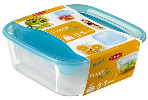 Fresh&Go 08927-051 (plast,modrá)