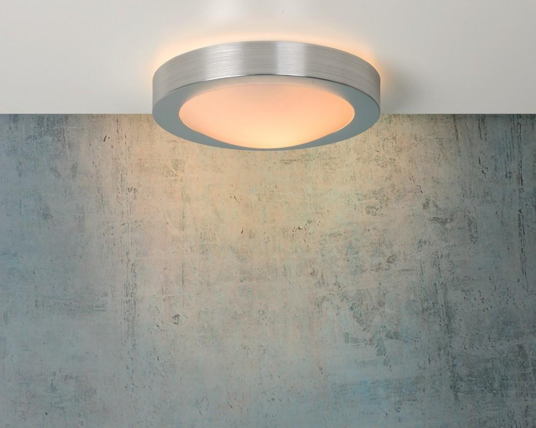 Fresh - kúpeľňové osvetlenie, 60W, E27, 27 cm (strieborná)