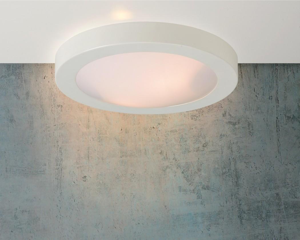 Fresh - kúpeľňové osvetlenie, 60W, E27, 35 cm (biela)