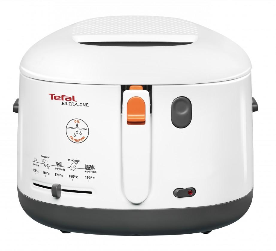 Fritovací hrniec Fritéza Tefal Filtra One FF162131, 1,2l