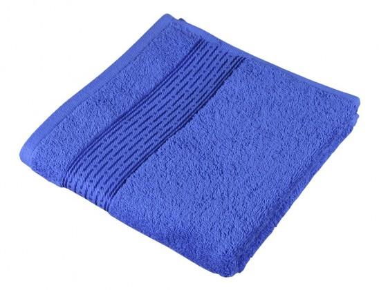 Froté uterák Kamilka, prúžok, 50x100cm (tmavo modrá)