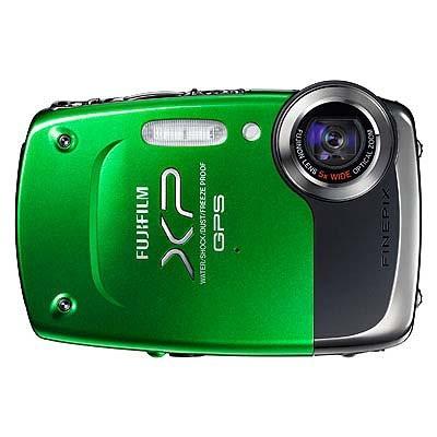 FujiFilm FinePix XP30 Green