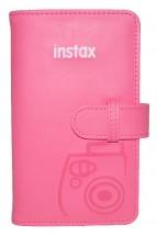 FujiFilm instax fotoalbum Flamingo Pink