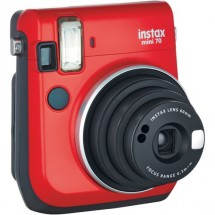 FUJIFILM Instax MINI 70 Red