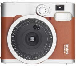 Fujifilm Instax Mini 90, hnedý
