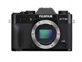Fujifilm X-T10 Black (16470128)