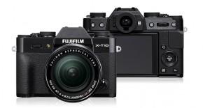Fujifilm X-T10 Black + objektív XF18-55mm ROZBALENÉ