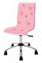 Fun 11 - detská stolička (ružová)