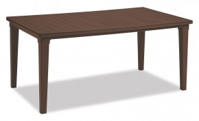 Futura - Stôl (hnedá)