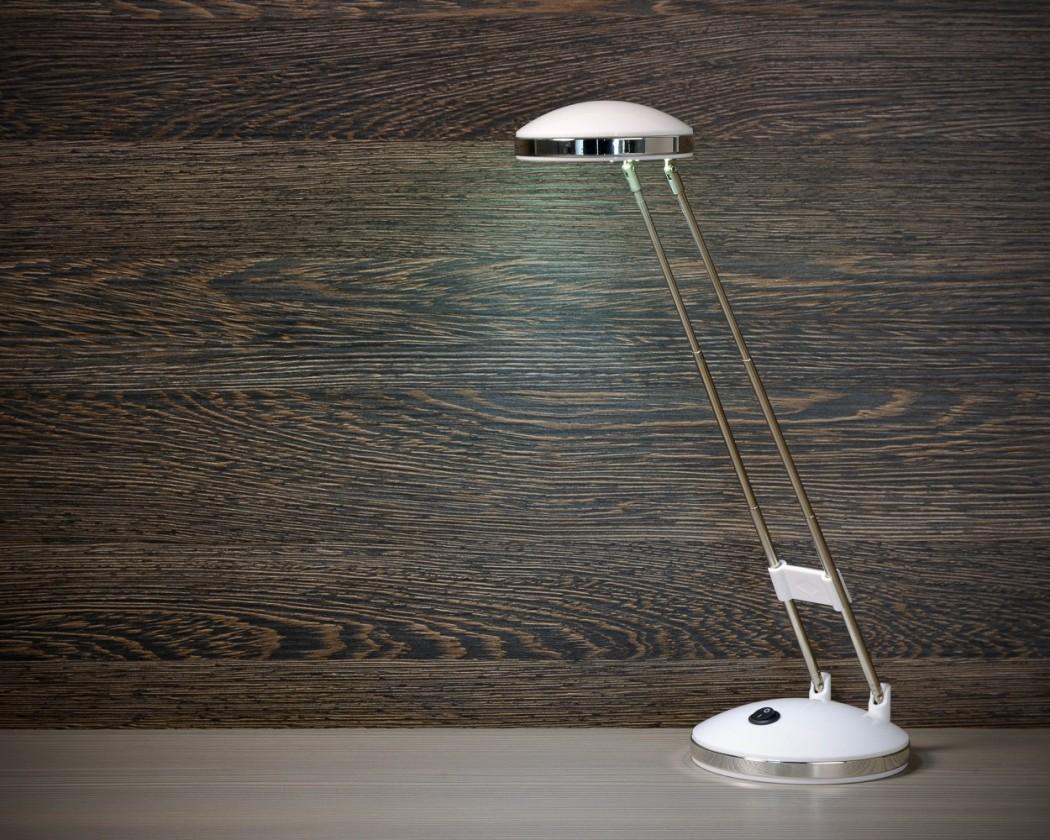 Fyloo - lampička, 1W, LED (biela)