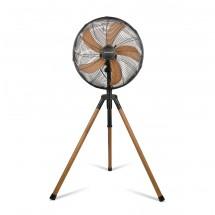 G3Ferrari G50037 Trivento stojanový ventilátor, 45 cm, retro