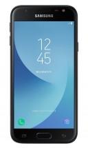 Galaxy J3 2017 LTE black +microSD 32GB, powerbanka a držiaka do auta