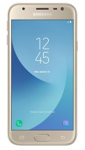 Galaxy J3 2017 LTE gold