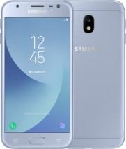 Galaxy J3 2017 LTE silver + darček