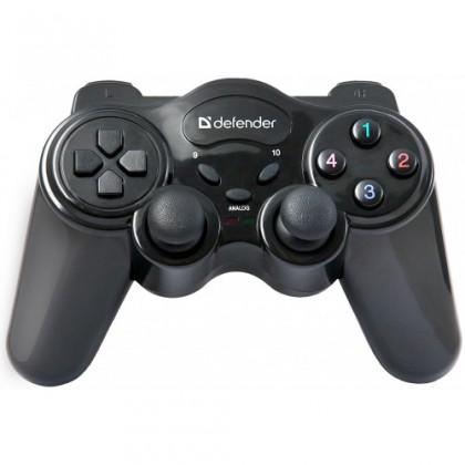 Gamepady Defender Game Master Wireless bezdrátový gamepad ROZBALENO