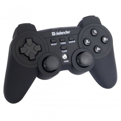 Gamepady Defender Game Racer X7 gamepad