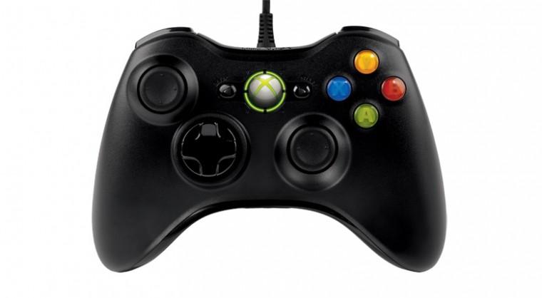 Gamepady Microsoft Xbox 360 Controller USB, černá ROZBALENO