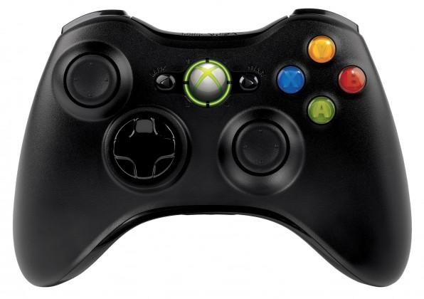 Gamepady Microsoft Xbox 360 Wireless Controller NSF-00002