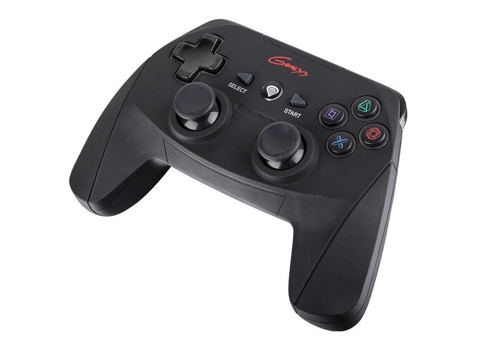 Gamepady Natec Gamepad Genesis PV59 bezdrátový PS3/PC