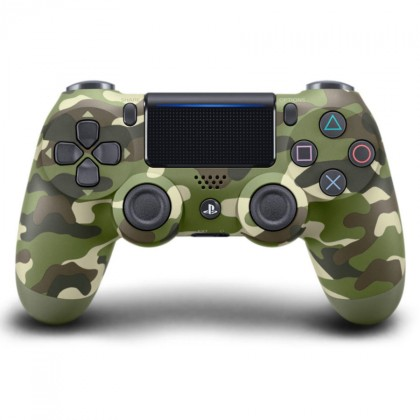 Gamepady Playstation Gamepad Sony Dual Shock 4 pro PS4 v2 - kamufláž (PS719894858)
