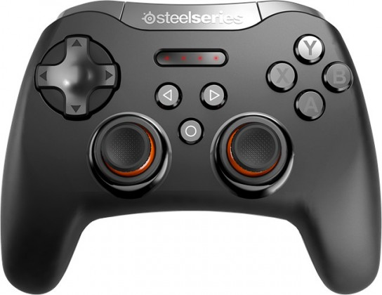 Gamepady pre PC Steel series Stratus XL gamepad