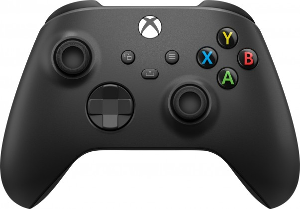 Gamepady pre Xbox Bezdrôtový ovládač Xbox One Series, čierny