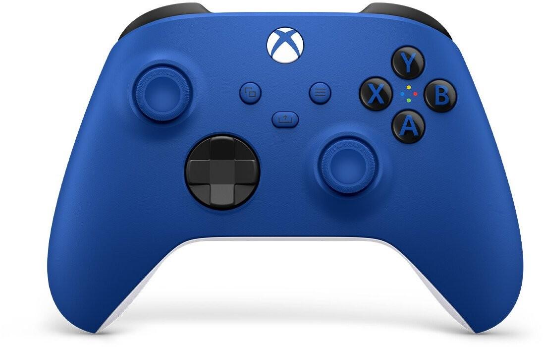 Gamepady pre Xbox Bezdrôtový ovládač Xbox One Series, modrý