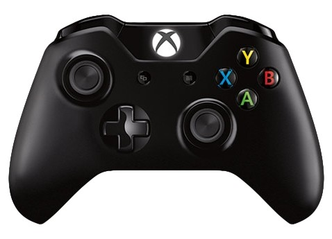 Gamepady pre Xbox Microsoft Xbox One S Wireless Controller black
