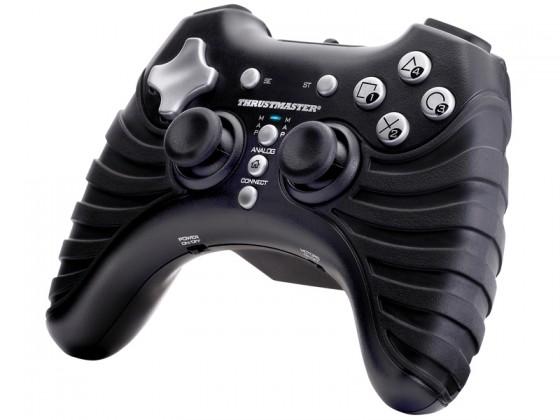 Gamepady  Thrustmaster Bezdrátový Gamepad 3 v 1 rumble force (2960696)
