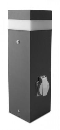 Gard - vonkajšie svietidlo, 1,2W (hliník)
