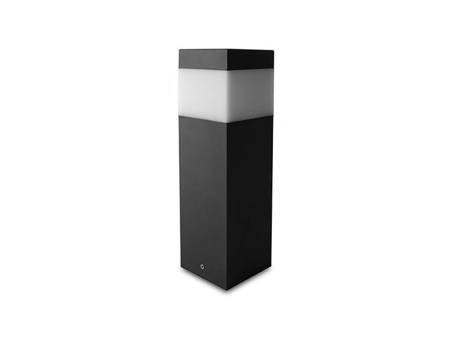 Gard - vonkajšie svietidlo, E14, 60W, 37x30x40 (hliník)