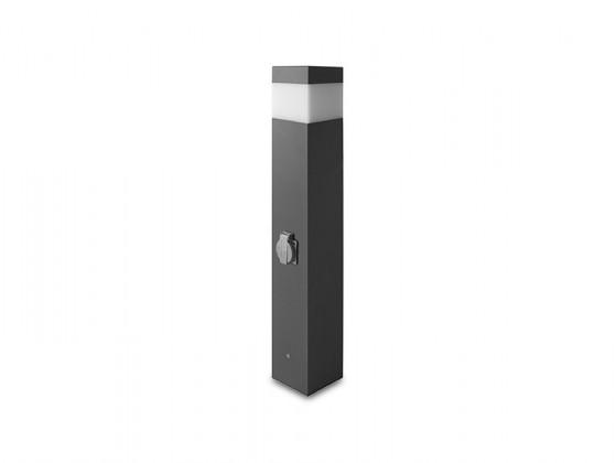 Gard - vonkajšie svietidlo, E14, 60W (hliník)