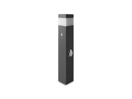 Gard - vonkajšie svietidlo, E14  (hliník)