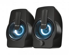 Gemi RGB 2.0 Speaker Set - black