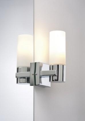 Gemini - Nástenné svietidlá, žiarovka (chróm)