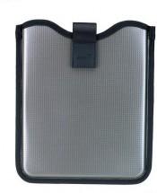 """GENIUS GS-1080/ tvrdé puzdro na 10"""" Tablet PC/ strieborné"""