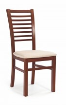 Gerard 6 - Jedálenská stolička (svetlo hnedá, čerešňa)