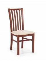 Gerard 7 - Jedálenská stolička (svetlo hnedá, čerešňa)