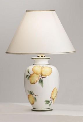 Giardino lemone - E27, 100W, 30x43x30 (biela)