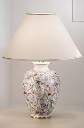 Giardino panse - E27, 100W, 50x68x50 (biela)