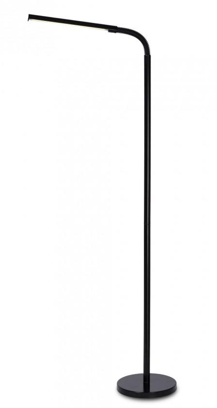 Gilly - lampa, 5W, LED (čierna)