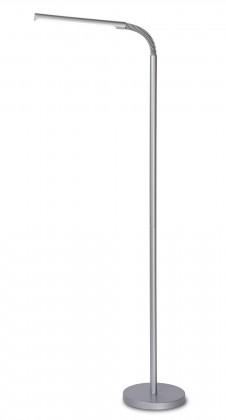 Gilly - lampa, 5W, LED (strieborná)