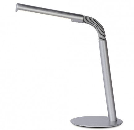 Gilly - lampička, 3W, LED (strieborná)