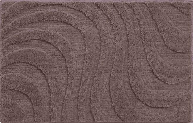Glory - Kúpeľňová predložka 60x100 cm (kakaová)