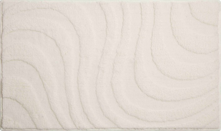 Glory - Kúpeľňová predložka 70x120 cm (krémová)