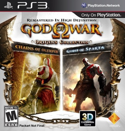 God of War Collection 2 (PS3), PS719139591