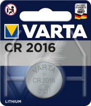 Gombíková batéria Electronics CR2016