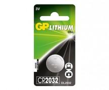 Gombíková batéria GP CR2032