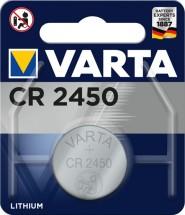Gombíková batéria Varta CR2450